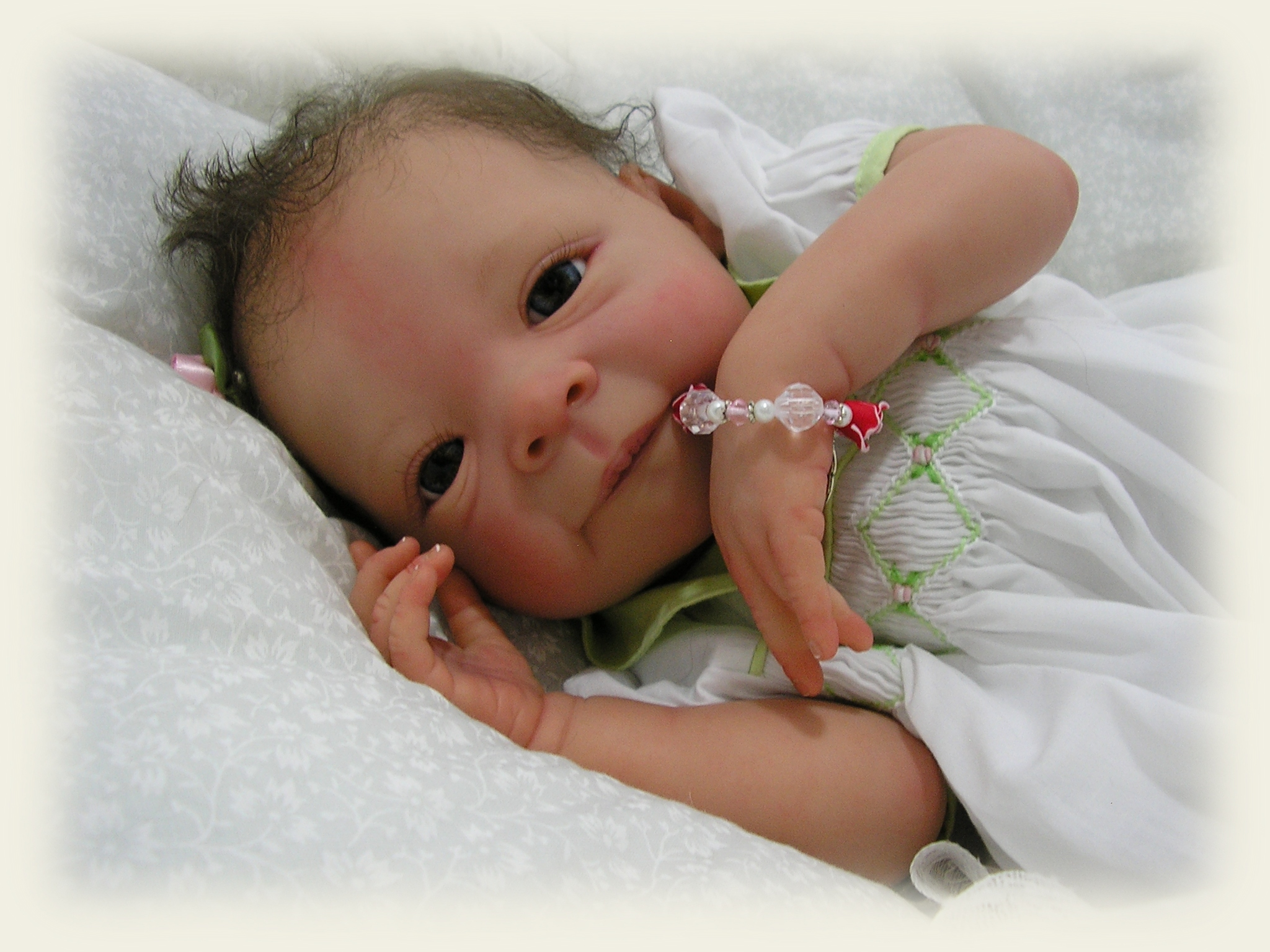 STUNNING REBORN VINCE BREEDVELD ~ DOWN SYNDROME BABY BOY ...